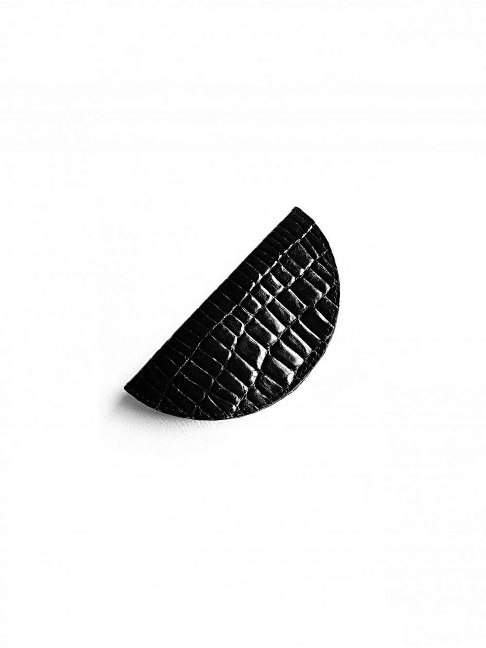 Circle wallet mid print