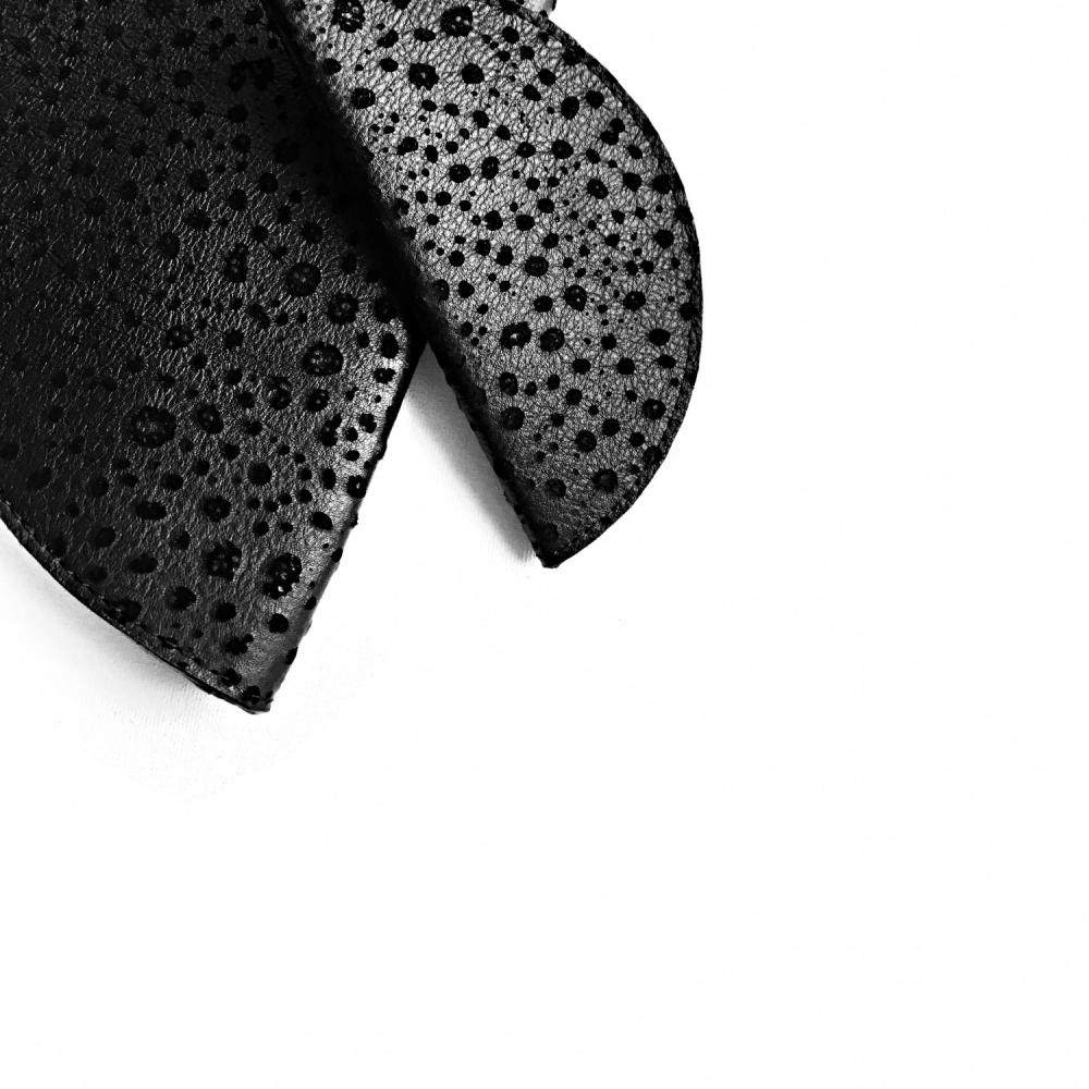 Circle wallet mini dots